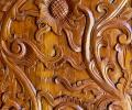 Details on door